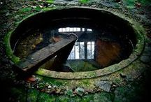 Abandoned  / by Sarah セーラ / Nomad's Land