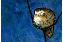 inspiration -owlish / by Julie Davis