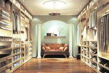 Fabulous wardrobes & storage ideas