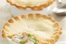 Pot Pies / by Jeanne' Catlin