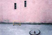 Pink//Grey / by Sarah セーラ / Nomad's Land