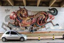 Street Art (arte de rua)