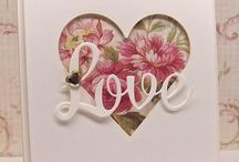 Weddings, Anniversary & Love Cards / Ideas for a wedding.