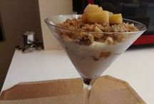 Puddings, Pies, Parfaits and Tarts / Recipes for all those #Sweet and #Creamy desserts