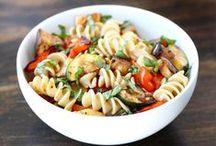 Pasta Salad / Recipes for #PastaSalad to bring to #Picnics #BBQs #Parties
