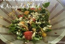 Refreshing Salads / #Fresh flavors and ingredients for #Healthy #Salad recipes / by Take A Bite Out of Boca