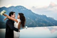 Amalfi Coast & Capri Wedding Gallery } Morlotti Studio / Ravello, Positano, Sorreto, Capri or Naples... with your shots, your amazing wedding will last forever