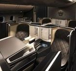 Business Class: Seats / Experience luxurious and comfortable business class seats on the best airlines in the world.