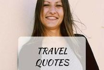 -Best Travel Quotes-