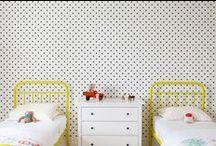 kids' rooms / by Leslie Good