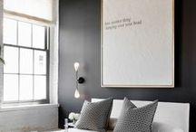Sweet Dreams / Master Bedroom Inspiration