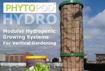 Phytopod Hydroponics / The PHytopod Hydro line of products