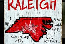What I Love About Raleigh, Durham and even Chapel Hill. / The places, spaces and things I love most about the Triangle. / by Christenna Hutchins