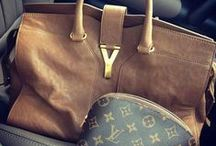 Handbags  ﭢ  Purses /   / by Ulla M. S.
