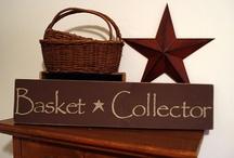 Baskets For Everything / by Brenda Huntsinger