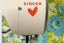 I will sew....someday... / by Kara Perkins