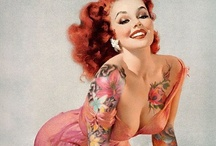tattoos / by Kristina Wilson