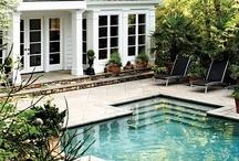 Pool Ideas / by Kara Perkins