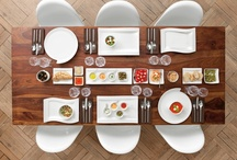 Must Haves for the Table / Essential sets and collections for setting the perfect table.