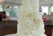 Cake Ideas (Wedding) / by Michelle Towler