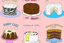 Cake/Craft Room / by Michelle Towler