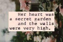 Whispered Words of Wisdom / by Kathleen Harrison