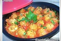 Plats algériens - algerian food