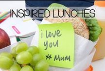 Inspired Lunches / #gladinspiredlunches