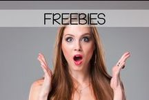 Freebies / Who doesn't love Freebies!