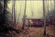 my imaginary cabin