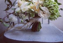 Garden grown bridal bouquets