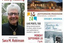 Cedar Creek Author Events / Events featuring Cedar Creek Authors