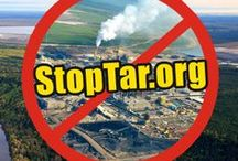 StopTar.org / The level of CO2 in the atmosphere has skyrocketed to a staggering 400 parts per million for the first time in three million years — yet the Obama Administration is still considering climate-wrecking projects like the Keystone XL tar sands pipeline. Call on President Obama to lead globally by stopping the Keystone XL! / by NRDC