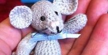 Amigurumis / Tutoriales para hacer amigurumis. Todo con ganchillo o crochet.