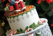Cake Ideas (Christmas) / by Michelle Towler