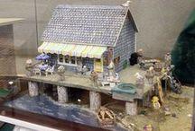 Miniaturas casas
