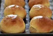bread, rolls, biscuits
