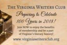 Virginia Writers Groups / Organizations of writers in Virginia.