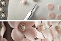 Cake Decor (Other-F/GP) / Fondant and Gum Paste Cake Misc Cake Decorations / by Michelle Towler