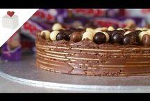 Comida dulces / Pasteles