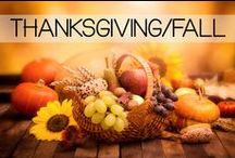 Thanksgiving/Fall / Thanksgiving and fall crafts, food, and ideas!