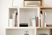 Shelving / by Evi .