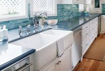 Dream Kitchen / If I had a million dollars I wouldn't buy a new house, but I'd definitely build my dream kitchen