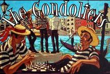 The Gondoliers - Open Air Theatre season 2015 / Looking at past productions of Gilbert & Sullivan's The Gondoliers, before Kentwell Hall's Open Air Theatre performance on Saturday 1st August 2015