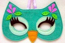 HALLOWEEN Y DISFRACES / Ideas para fiestas y carnaval