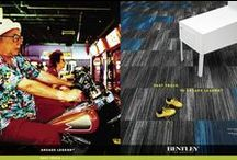 BENTLEY | Ads / Our ads throughout the years as Bentley Mills LA. / by Bentley Mills LA