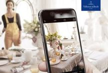 #inspiredbyVB / Be an inspiration and show your festive table setting in our contest on Instagram. Show your table to the world! #inspiredbyVB #villeroyboch -> Find out more on http://www.villeroy-boch.com/inspiredbyvb
