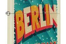 Berlin / Des idées de cadeaux sur le thème de la capitale de l'Allemagne