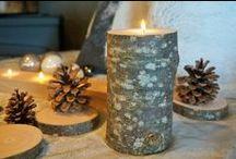 Au coin du feu / Des idées de cadeaux sur le thème de la cheminée