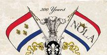 NOLA2018 New Orleans Tricentennial / Gifts to celebrate the New Orleans tricentennial are officially licensed by Classic Legacy.